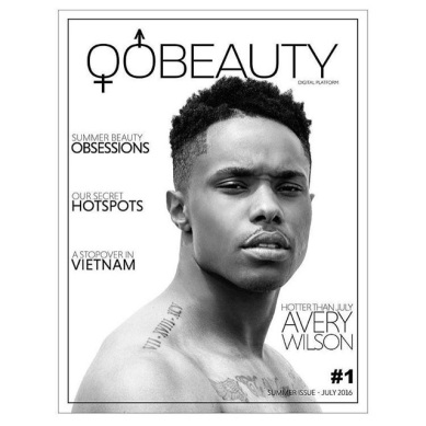 R&B Singer Avery Wilson for OOB Magazine (@averywilson)